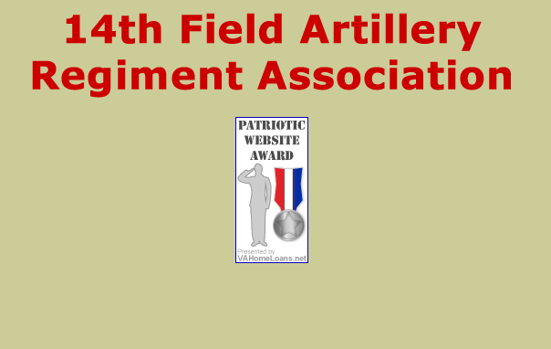 14th Field Artillery Regiment Assn